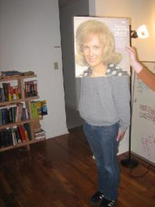 Mandy as Sleeve Face TammyWynette