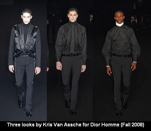 Kris Van Assche for Dior Homme