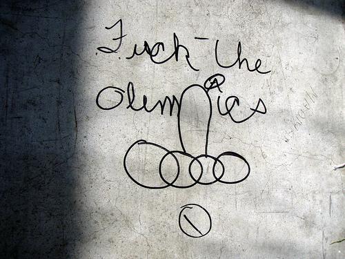 fucktheolympics